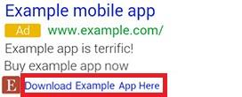 app extensie